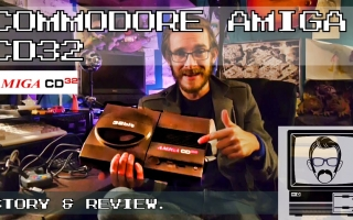 AMIGA CD32 Story & Review; Inspections | Nostalgia Nerd